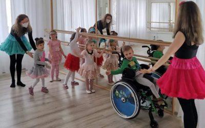 Tanec ako splnený sen
